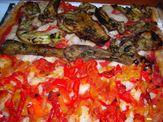 pizza a lievitazione doppia