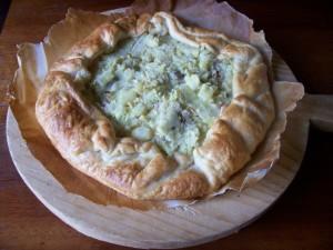 Torta salata di patate dolci vegan blog ricette vegane for Patate dolci americane