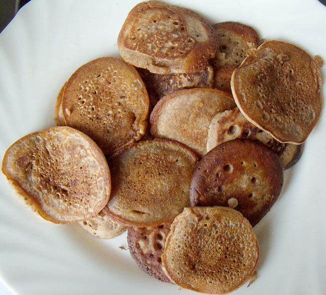 Pancakes di castagne vegan blog ricette vegane for Ricette castagne