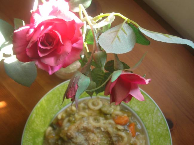 minestrone risottato della nonna 9