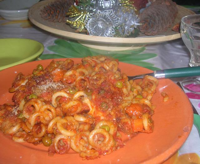 pasta col forno