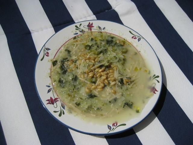 ricette zuppe dietetiche