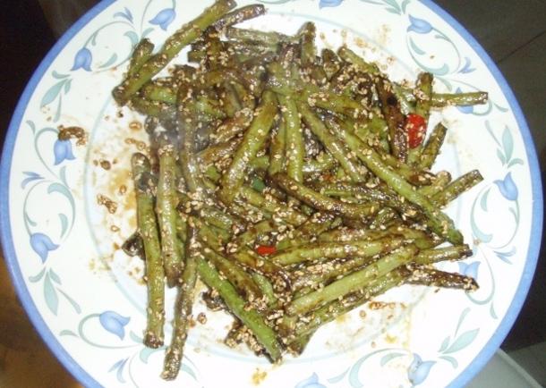 Fagiolini cinesi al sesamo vegan blog ricette vegane for Ricette cinesi