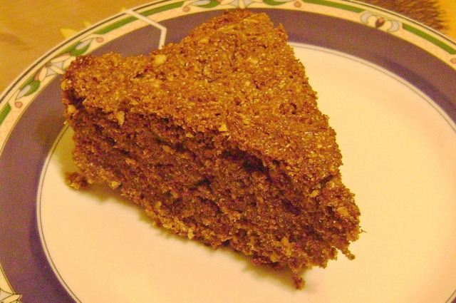 Cake mela melassa vegan blog ricette vegane cruelty free