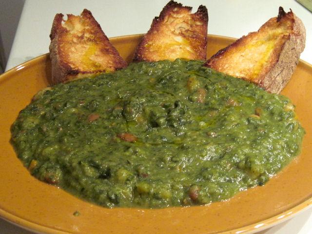 Zuppa di cavolo nero vegan ricette vegane cruelty free