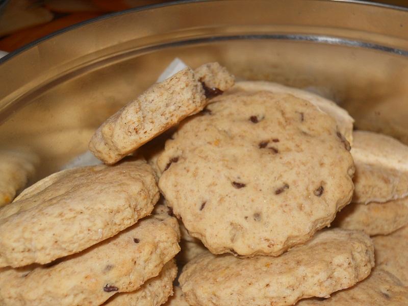 ricetta biscotti light per dieta