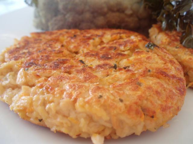 Burger di soia e carote vegan blog ricette vegane for Cucinare carote
