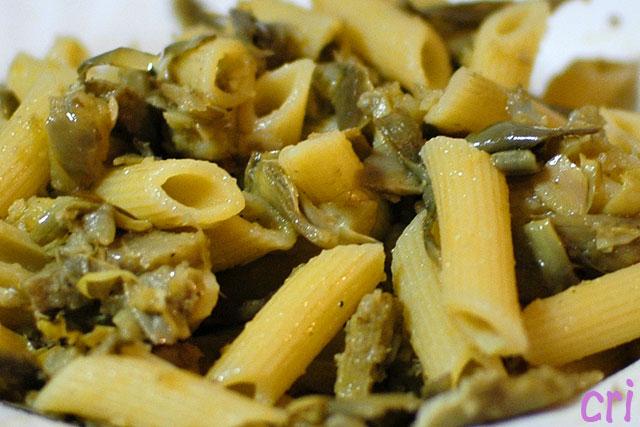 Ricette di cucina pasta e carciofi le migliori ricette for Migliori siti di ricette di cucina