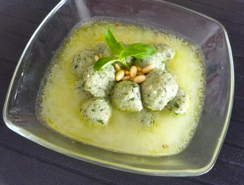 Gnocchetti di mizuna&tofu Veganblog ricette e prodotti