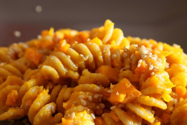 Ricette vegane con la pasta