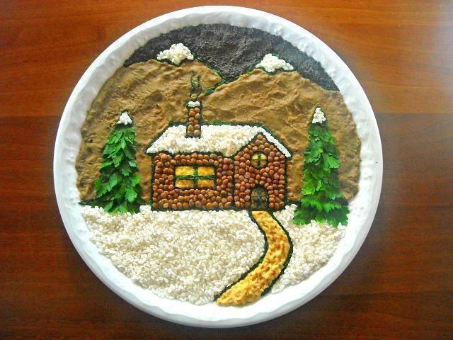 Casetta Di Natale Da Colorare : La casa di babbo natale vegan blog ricette vegane cruelty free