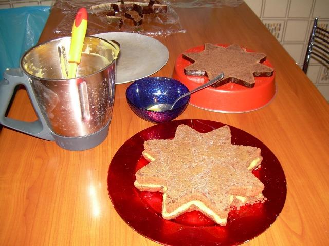 Torta A Forma Di Stella Di Natale.Stella Di Natale Vegan Blog Ricette Vegane Cruelty Free