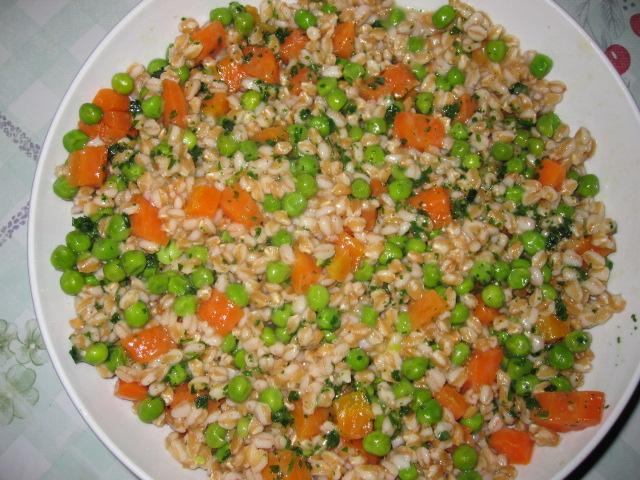 Ricetta 5 cereali scotti