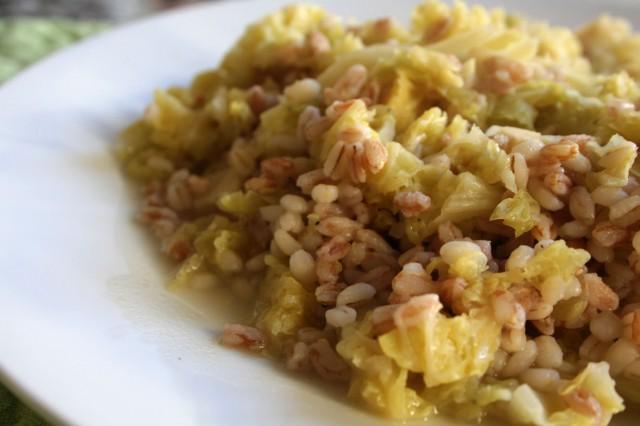 Cereali alla verza vegan blog ricette vegane cruelty free - Cosa cucino oggi a pranzo ...