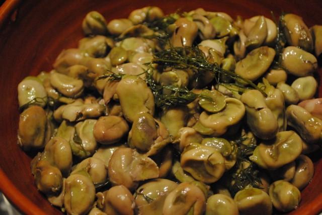 Ricette fave fresche bimby