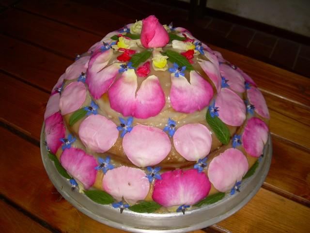 Favorito Torta nuziale - Vegan blog - Ricette Vegane - Cruelty Free ZG29