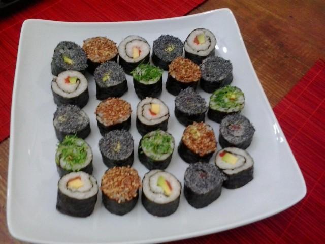 Primo sushi vegan – Vegan blog – Ricette Vegan – Vegane ...