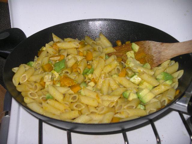 Ricette pasta zucca vegan