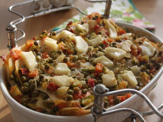 idée lasagne originale