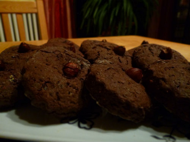 bicotti morbidi al cioccolato ricetta vegan 001