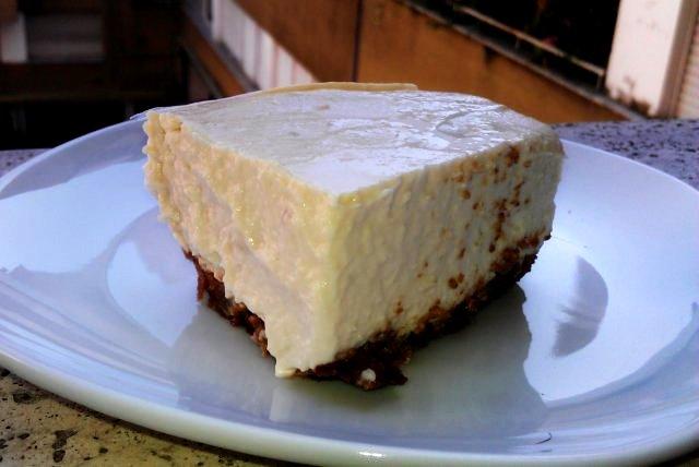 Dolci con yogurt di soia