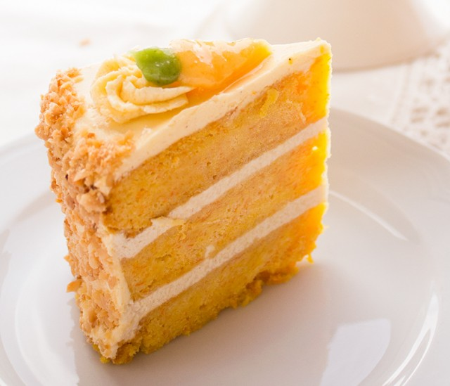 Carotte Cake Recette Vegane