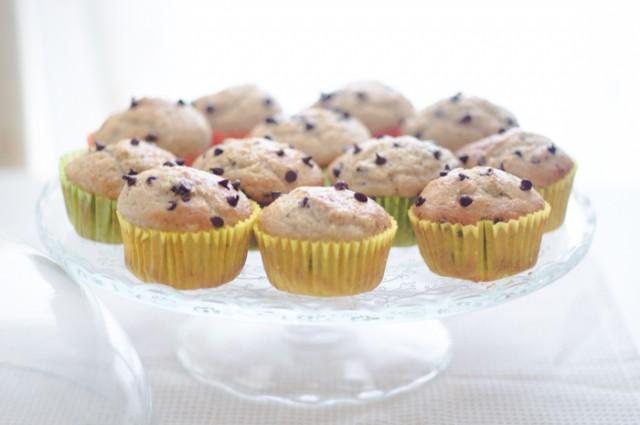 muffin banana e cioccolato 5 (1 di 1)