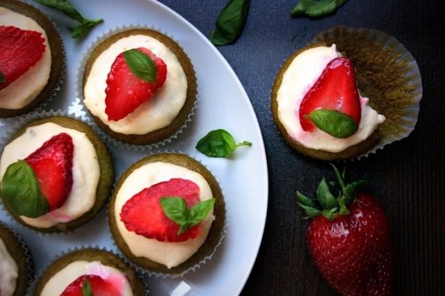 Cupcake al basilico 2