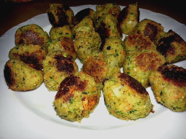 Ricette Verdure Vegane.Polpette Di Verdure Veganblog Ricette E Prodotti Dal Mondo Vegan