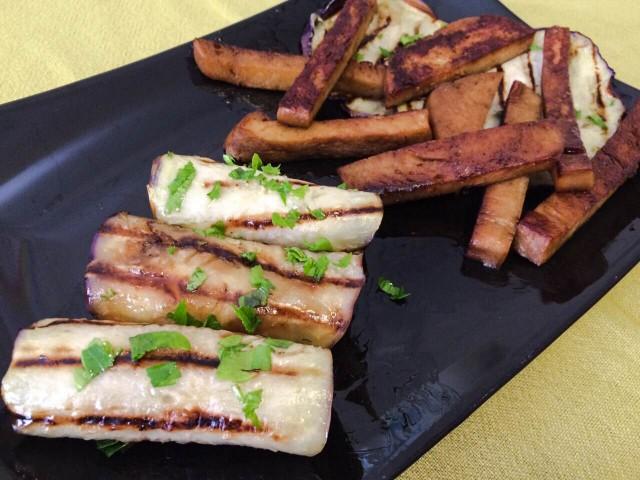 Ben noto Involtini di melanzane ripieni - Vegan blog - Ricette Vegane  TT69