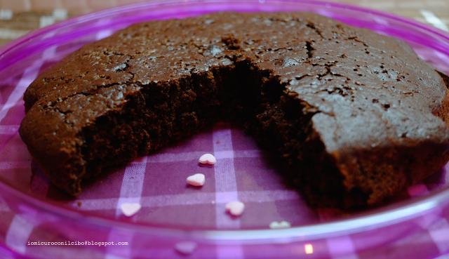 Torta Al Cioccolato Con Acqua.Torta All Acqua Al Cioccolato Vegan Blog Ricette Vegane