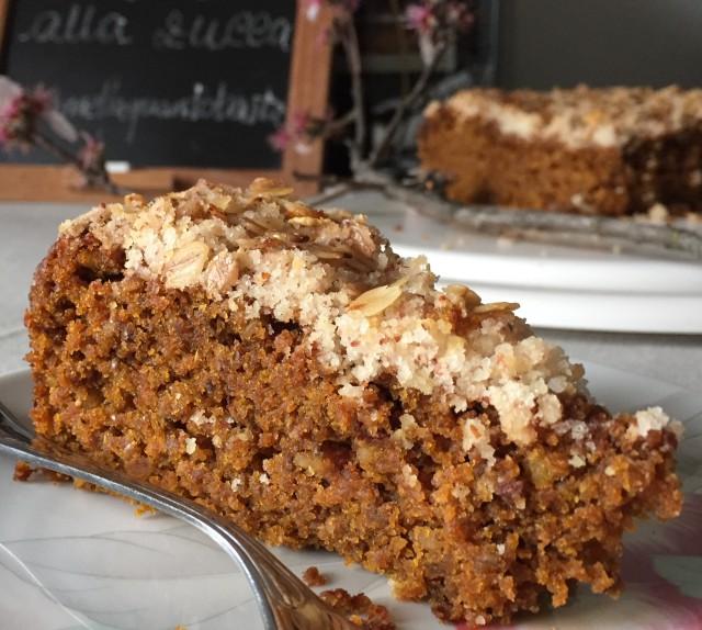 Ricette dolci torta con la zucca