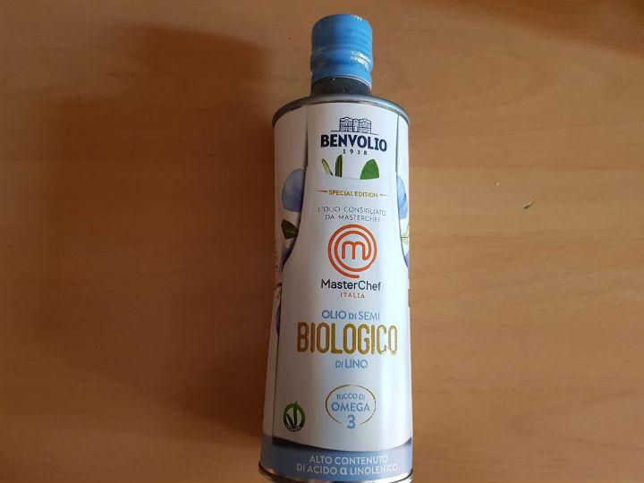 Benvolio 1983 - Olio di semi di lino - Vegan blog - Ricette ...